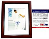 Brian Littrell Signed - Autographed Backstreet Boys 11x14 inch Photo with PSA/DNA Certificate of Authenticity (COA) MAHOGANY CUSTOM FRAME