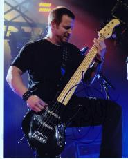 Brian Marshall Signed 8x10 Photo w/COA Creed My Own Prison Human Clay