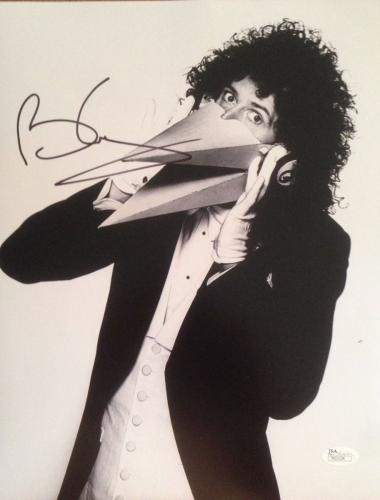 BRIAN MAY (Queen) signed/autographed 11x14 photo JSA P02104