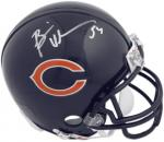 Brian Urlacher Autographed Mini Helmet