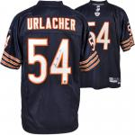 Chicago Bears Brian Urlacher Autographed Jersey - Mounted Memories