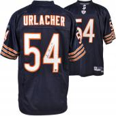 Chicago Bears Brian Urlacher Autographed Jersey