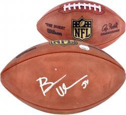 Chicago Bears Brian Urlacher Autographed Wilson Football