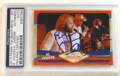 BRIAN WILSON / AL JARDINE Signed 2013 Panini BEACH BOYS Card PSA/DNA Autograph