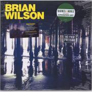 Brian Wilson Autographed No Pier Pressure Album - Barnes and Noble