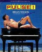 Brian Wilson Autographed Signed Pulse Magazine AFTAL UACC RD COA