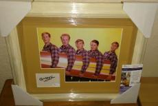 Brian Wilson Beach Boys Rare Signed Autographed 13x16 Matted Framed Jsa Coa