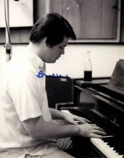 Brian Wilson Beach Boys Signed 11x14 Photo UACC RD COA AFTAL