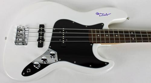 Brian Wilson Beach Boys Signed Bass Guitar PSA/DNA #AB81002