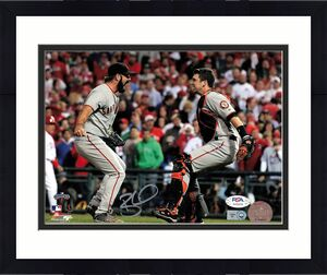 Brian Wilson signed 8x10 Photo PSA/DNA San Francisco Giants autographed