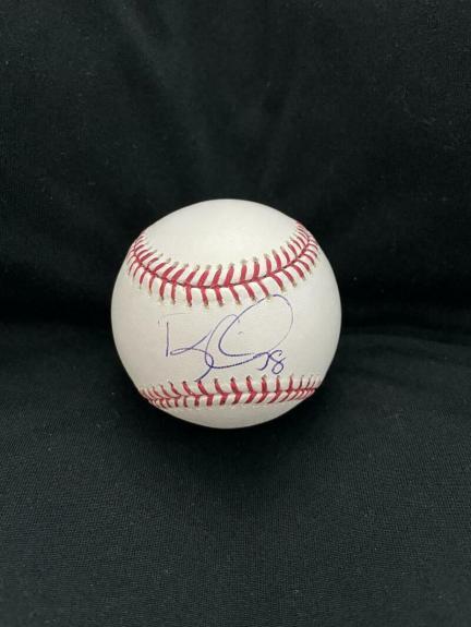Brian Wilson Signed Autograph Omlb Baseball Ball - San Francisco Giants All-star