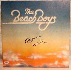 "BRIAN WILSON Signed ""Beach Boys"" Album Booklet PSA/DNA #L49096"