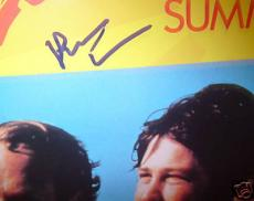 BRIAN WILSON signed *BEACH BOYS* RECORD LP PSA/DNA