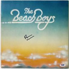 Brian Wilson Signed The Beach Boys Program Autographed PSA/DNA #W77836