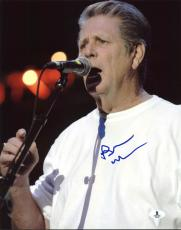 Brian Wilson The Beach Boys Signed 11X14 Photo Autographed BAS #B03568