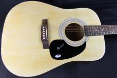 Brian Wilson The Beach Boys Signed Guitar Autograph PSA/DNA #G69790