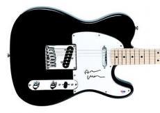 Brian Wilson The Beach Boys Signed Guitar Autograph Psa/dna #q51377