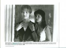 Bridget Fonda Jennifer Jason Leigh Single White Female Original Movie Photo