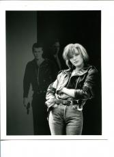 Bridget Fonda Leather Jackets Sexy Original Press Still Movie Photo