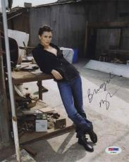 Bridget Moynahan Blue Bloods Autographed Signed 8x10 Photo Certified PSA/DNA COA