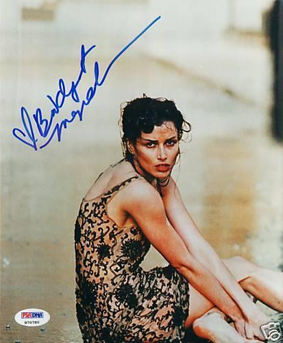 Bridget Moynahan Signed Auto'd 8x10 Photo PSA/DNA COA