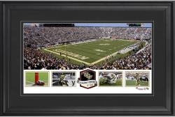 Brighthouse Networks Stadium UCF Knight Framed Panoramic Collage - Limited Edition of 500
