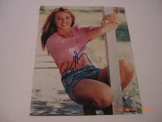 Britney Spears Baby One More Time,oops I Did It Again #2 W/coa Signed 8x10 Photo