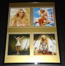 Britney Spears Circus Framed 11x14 Photo Display