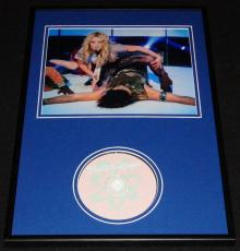 Britney Spears Framed 12x18 CD & Photo Display