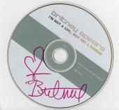 Britney Spears signed autographed CD! RARE! Not a Girl, Not Yet A Woman! JSA COA