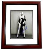 Britney Spears Signed - Autographed Singer - Songwriter 8x10 inch Photo MAHOGANY CUSTOM FRAME - Guaranteed to pass PSA or JSA