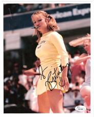 Britney Spears Signed Young 8x10 Photo Early Auto with Drawn Heart & Smile JSA
