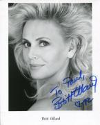 Britt Ekland Autographed 8x10 Photo