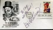 Britt Ekland Signed Jsa Cert Sticker Fdc Authentic Autograph