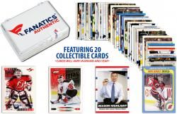 Martin Brodeur New Jersey Devils-Collectible Lot of 20 NHL Trading Cards - Mounted Memories