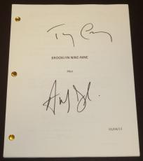 BROOKLYN NINE-NINE Signed - Autographed Full PILOT Script by Andy Samberg and Terry Crews - Guaranteed to pass PSA or JSA