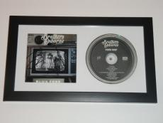 "Brothers Osborne Signed Framed ""pawn Shop"" Cd Country John Tj 2x Proof"