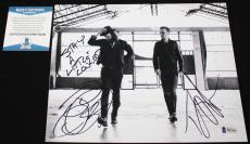 Brothers Osborne signed & inscribed 8 x 10 Stay a Little Longer, Beckett BAS