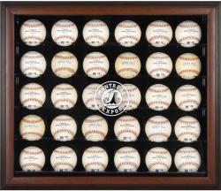 Brown Framed 30 Ball Case (expos Logo) (bh-30)