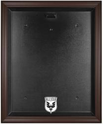 Brown Framed (d.c. United) Logo Jersey Case