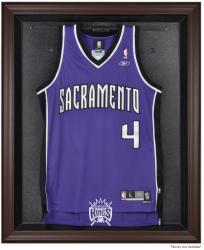 Sacramento Kings Brown Framed Jersey Display Case