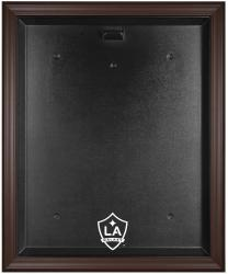 Brown Framed (los Angeles Galaxy) Logo Jersey Case
