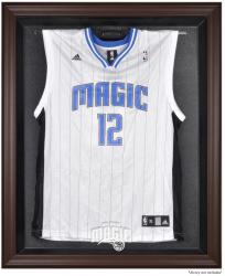 Orlando Magic Brown Framed Jersey Display Case - Mounted Memories