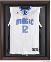 Orlando Magic Brown Framed Jersey Display Case