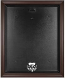 Brown Framed (portland Timbers) Logo Jersey Case
