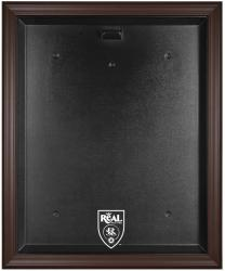 Brown Framed (real Salt Lake) Logo Jersey Case