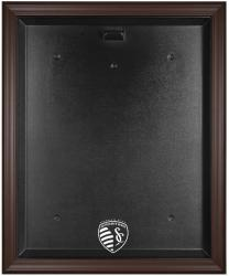 Brown Framed (sporting Kansas City) Logo Jersey Case