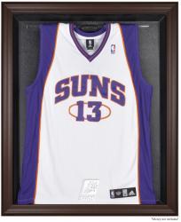 Phoenix Suns Brown Framed Jersey Display Case