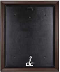 Washington Wizards Brown Framed Jersey Display Case
