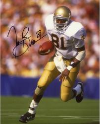 Tim Brown Notre Dame Fighting Irish Autographed 8x10 Photo